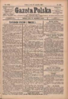 Gazeta Polska: codzienne pismo polsko-katolickie dla wszystkich stanów 1927.09.28 R.31 Nr222