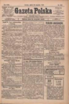Gazeta Polska: codzienne pismo polsko-katolickie dla wszystkich stanów 1927.09.30 R.31 Nr224