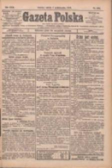 Gazeta Polska: codzienne pismo polsko-katolickie dla wszystkich stanów 1927.10.01 R.31 Nr225