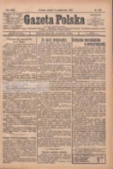 Gazeta Polska: codzienne pismo polsko-katolickie dla wszystkich stanów 1927.10.04 R.31 Nr227