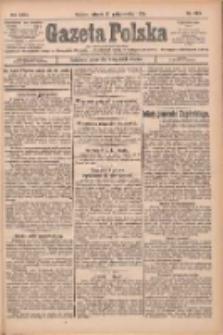 Gazeta Polska: codzienne pismo polsko-katolickie dla wszystkich stanów 1927.10.11 R.31 Nr233