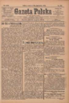 Gazeta Polska: codzienne pismo polsko-katolickie dla wszystkich stanów 1927.10.13 R.31 Nr235