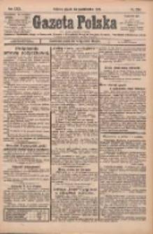 Gazeta Polska: codzienne pismo polsko-katolickie dla wszystkich stanów 1927.10.14 R.31 Nr236