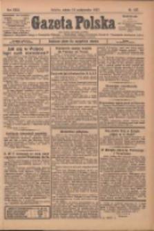 Gazeta Polska: codzienne pismo polsko-katolickie dla wszystkich stanów 1927.10.15 R.31 Nr237