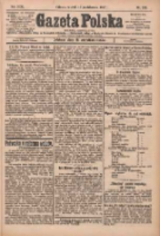 Gazeta Polska: codzienne pismo polsko-katolickie dla wszystkich stanów 1927.10.18 R.31 Nr239