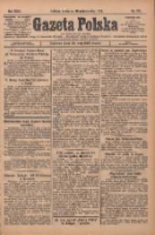 Gazeta Polska: codzienne pismo polsko-katolickie dla wszystkich stanów 1927.10.20 R.31 Nr241