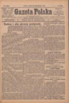 Gazeta Polska: codzienne pismo polsko-katolickie dla wszystkich stanów 1927.10.25 R.31 Nr245