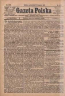 Gazeta Polska: codzienne pismo polsko-katolickie dla wszystkich stanów 1927.11.28 R.31 Nr273