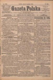 Gazeta Polska: codzienne pismo polsko-katolickie dla wszystkich stanów 1927.12.06 R.31 Nr280
