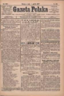 Gazeta Polska: codzienne pismo polsko-katolickie dla wszystkich stanów 1927.12.13 R.31 Nr285
