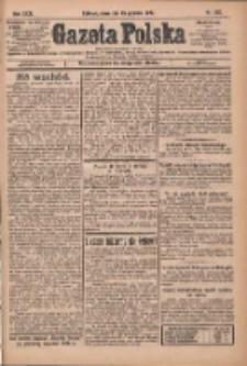 Gazeta Polska: codzienne pismo polsko-katolickie dla wszystkich stanów 1927.12.15 R.31 Nr287