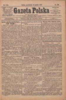 Gazeta Polska: codzienne pismo polsko-katolickie dla wszystkich stanów 1927.12.19 R.31 Nr290