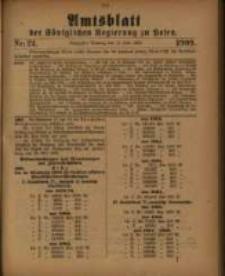Amtsblatt der Königlichen Regierung zu Posen. 1909.06.15 Nro.24