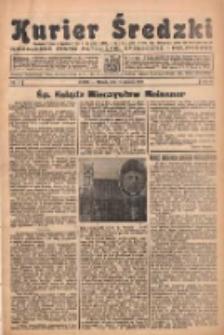 Kurier Średzki: niezależne pismo katolickie, społeczne i polityczne 1938.01.11 R.7 Nr5