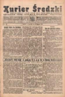 Kurier Średzki: niezależne pismo katolickie, społeczne i polityczne 1938.01.20 R.7 Nr9
