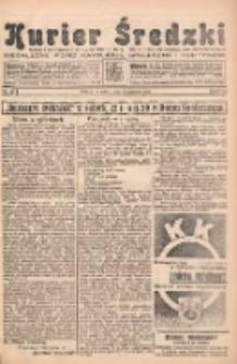 Kurier Średzki: niezależne pismo katolickie, społeczne i polityczne 1938.01.22 R.7 Nr10