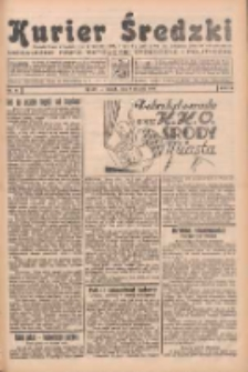 Kurier Średzki: niezależne pismo katolickie, społeczne i polityczne 1938.08.09 R.7 Nr91