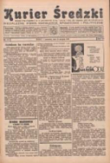 Kurier Średzki: niezależne pismo katolickie, społeczne i polityczne 1938.08.11 R.7 Nr92