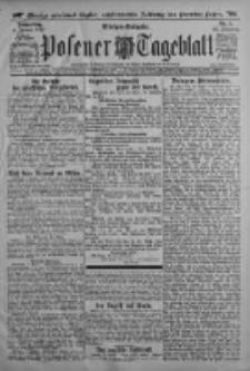 Posener Tageblatt 1917.01.04 Jg.56 Nr4