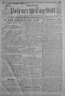 Posener Tageblatt 1917.01.07 Jg.56 Nr10