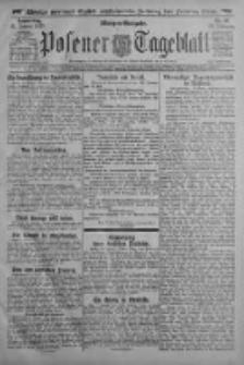 Posener Tageblatt 1917.01.11 Jg.56 Nr16