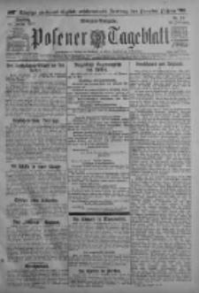 Posener Tageblatt 1917.01.16 Jg.56 Nr24