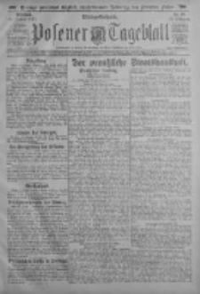 Posener Tageblatt 1917.01.17 Jg.56 Nr27