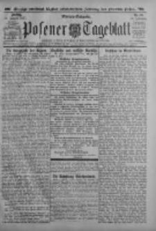 Posener Tageblatt 1917.01.19 Jg.56 Nr30