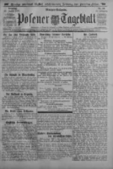 Posener Tageblatt 1917.01.23 Jg.56 Nr36