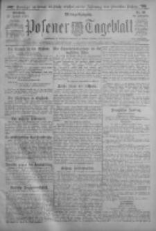 Posener Tageblatt 1917.01.24 Jg.56 Nr39