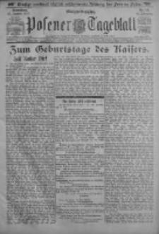 Posener Tageblatt 1917.01.27 Jg.56 Nr44