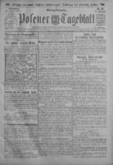 Posener Tageblatt 1917.01.27 Jg.56 Nr45