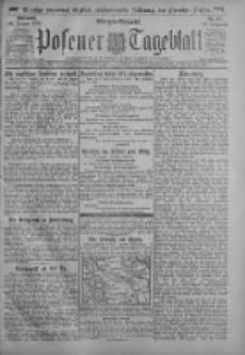 Posener Tageblatt 1917.01.31 Jg.56 Nr50