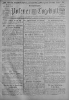 Posener Tageblatt 1917.01.31 Jg.56 Nr51