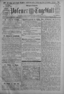 Posener Tageblatt 1917.02.20 Jg.56 Nr84
