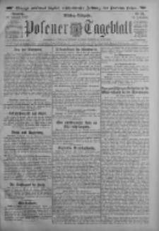 Posener Tageblatt 1917.02.20 Jg.56 Nr85