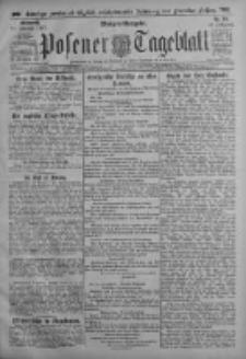 Posener Tageblatt 1917.02.21 Jg.56 Nr86
