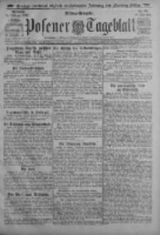 Posener Tageblatt 1917.02.21 Jg.56 Nr87