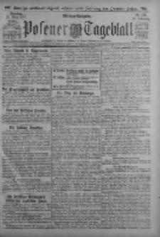 Posener Tageblatt 1917.03.20 Jg.56 Nr133