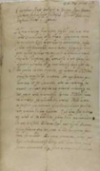 Ugoda między Krzysztofem Mikołajem Dorohostajskim i Ryżanami, 25.05.1601