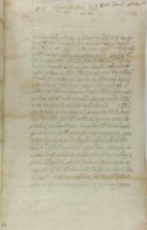List Mikołaja Zebrzydowskiego wojewody krakowskiego do króla Zygmunta III, Kraków 28.01.1602