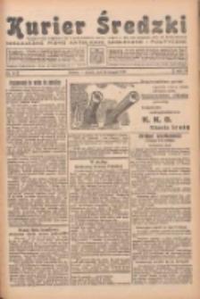Kurier Średzki: niezależne pismo katolickie, społeczne i polityczne 1938.08.30 R.7 Nr99