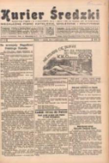 Kurier Średzki: niezależne pismo katolickie, społeczne i polityczne 1938.10.04 R.7 Nr114
