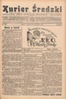 Kurier Średzki: niezależne pismo katolickie, społeczne i polityczne 1938.10.20 R.7 Nr121