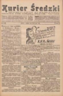 Kurier Średzki: niezależne pismo katolickie, społeczne i polityczne 1938.11.29 R.7 Nr137