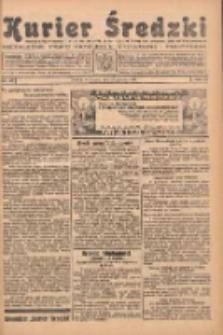 Kurier Średzki: niezależne pismo katolickie, społeczne i polityczne 1938.12.13 R.7 Nr143