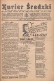 Kurier Średzki: niezależne pismo katolickie, społeczne i polityczne 1939.01.10 R.8 Nr3