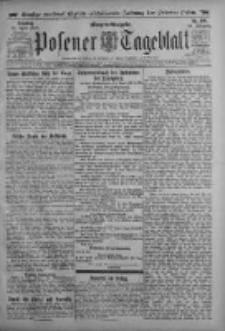 Posener Tageblatt 1917.04.22 Jg.56 Nr186