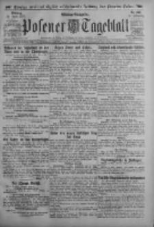 Posener Tageblatt 1917.04.23 Jg.56 Nr187