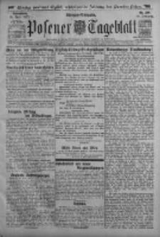 Posener Tageblatt 1917.04.28 Jg.56 Nr196